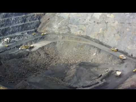 Mining in Hazleton