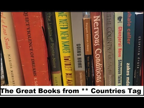 The Great Books from Sh*thole Countries Tag