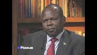 South Sudan Politics Discussion
