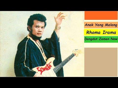 Lagu Dangdut Lawas - Rhoma Irama Anak Yang Malang
