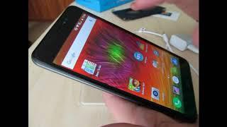 S-TELL M556, смартфон, обзор.