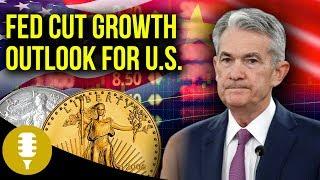 Fed Cuts Forecast, Gold Manipulation, and Dollar Devalues | Golden Rule Radio