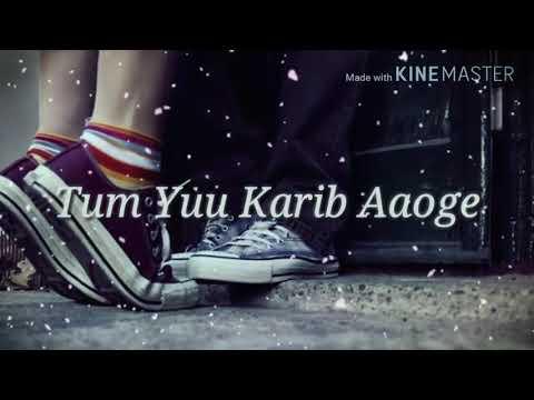 Hamne To Socha Na Tha Tum You Karib Aaoge