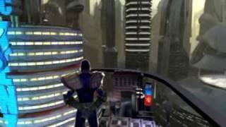 Judge Dredd (game) E3 2003 Trailer