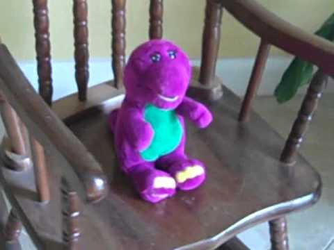 I love barney download you