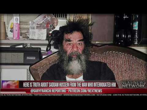 CIA WHISTLEBLOWER: THE TRUTH ABOUT SADDAM AND 9/11 (CIA Interrogater Tells All)