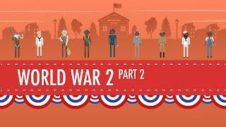 World War II Part 2 - The Homefront: Crash Course US History #36