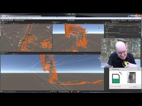 NVIDIA's Photogrammetry 'Live Visualizer' using Reality Capture and Unity