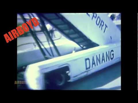 Pan Am In Da Nang and Cam Ranh Bay (1969)