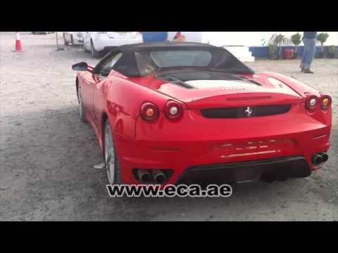 Emirates Car Auction - Ferrari F430