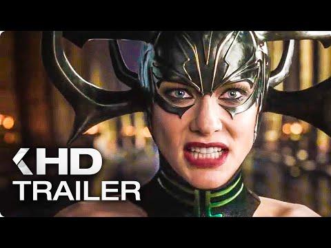 """THOR 3: Ragnarok """"Hela"""" NEW TV Spot & Trailer (2017)"""
