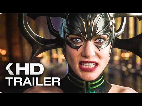 "Thumbnail: THOR 3: Ragnarok ""Hela"" NEW TV Spot & Trailer (2017)"