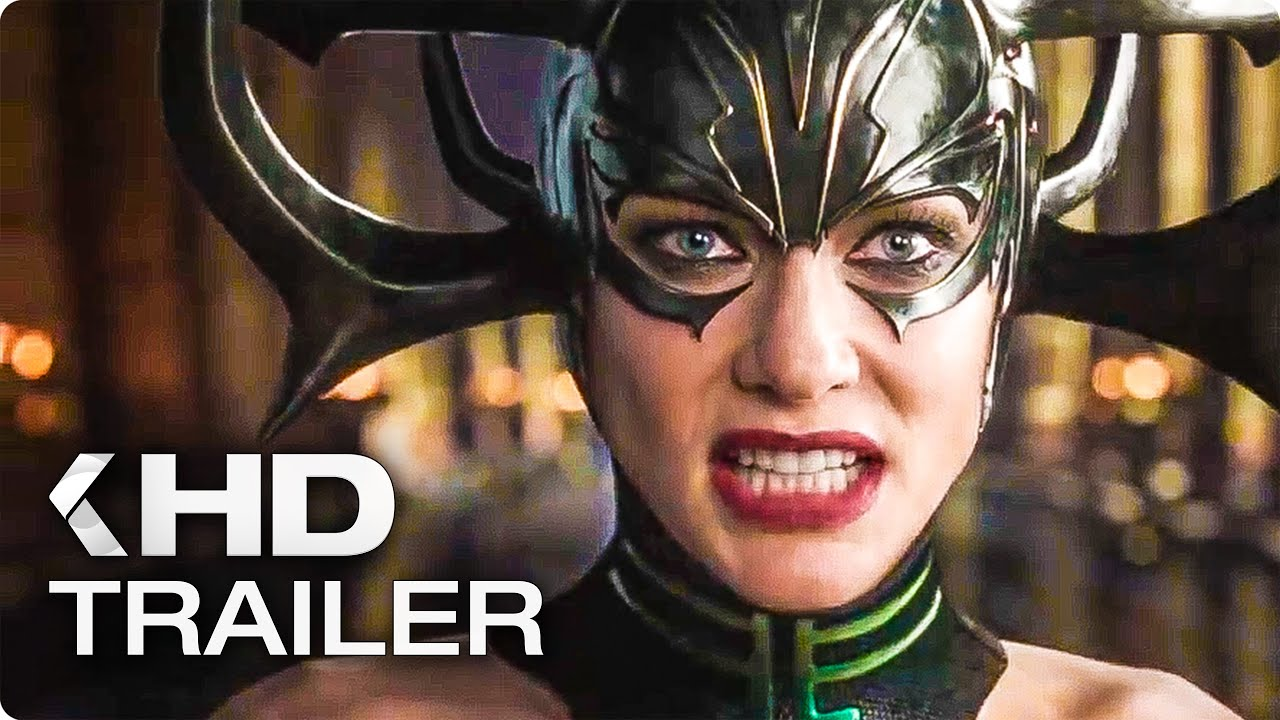 "THOR 3: Ragnarok ""Hela"" NEW TV Spot & Trailer (2017)"