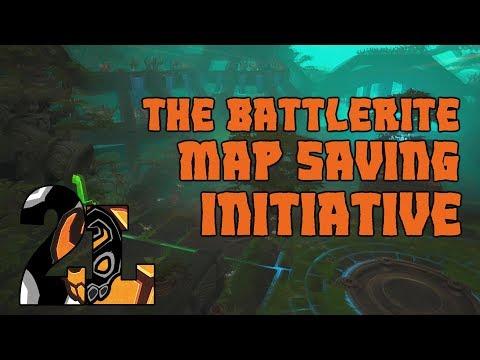 The Battlerite Map Saving Initiative