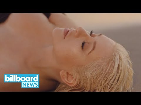 Christina Aguilera Drops New Song 'Twice' | Billboard News
