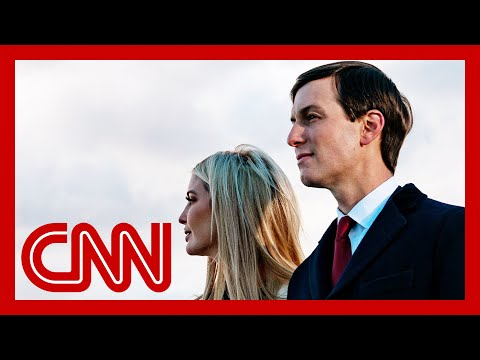 Kushner disappears from Trump's inner circle