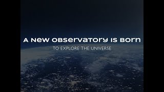 The SKA - a new observatory to explore the Universe thumbnail
