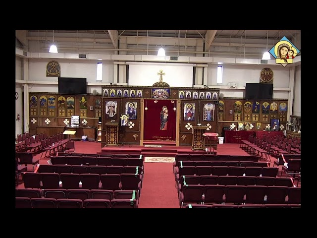 Saint Mary Coptic Church Live Stream