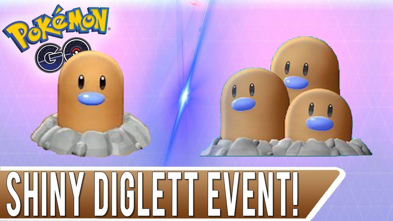 Image result for shiny diglett in pokemon go
