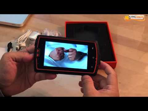 NON Camera Dupad Story V8-E With WalkieTalkie Waterproof Smartphone Reviews