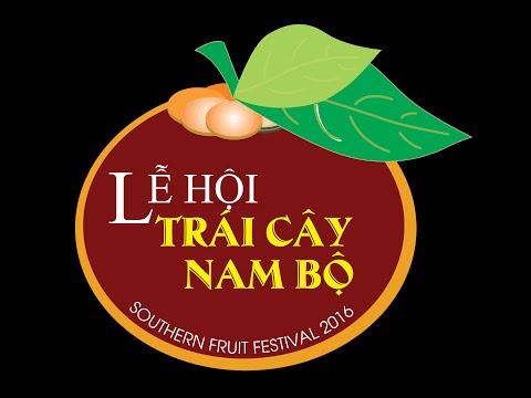 Suối Tiên rộn ràng Lễ hội trái cây Nam Bộ 2016