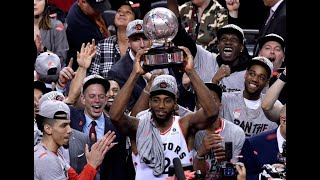 Last Minute of NBA Finals (2000 - 2019)