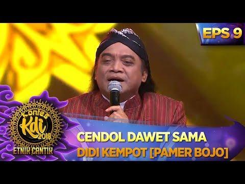 Spektakuler! Cendol Dawet Sama Didi Kempot [PAMER BOJO] - Kontes KDI Eps 9 (16/9)