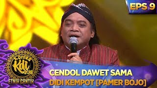 Download Spektakuler! Cendol Dawet Sama Didi Kempot [PAMER BOJO] - Kontes KDI Eps 9 (16/9) Mp3