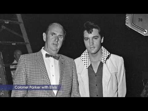 Gates of Graceland - Greg McDonald, Charles Stone on Elvis' Manager, Col. Tom Parker