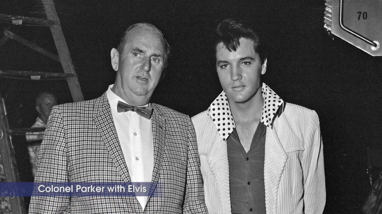 Gates Of Graceland Greg Mcdonald Charles Stone On Elvis Manager Col Tom Parker Youtube