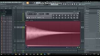 Як зробити 808 басс в Fl Studio 12 | How to make 808 bass in Fl Studio 12