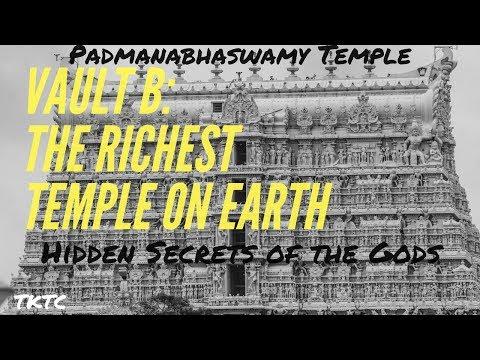 Vault B at the Richest Temple: Padmanabhaswamy Temple