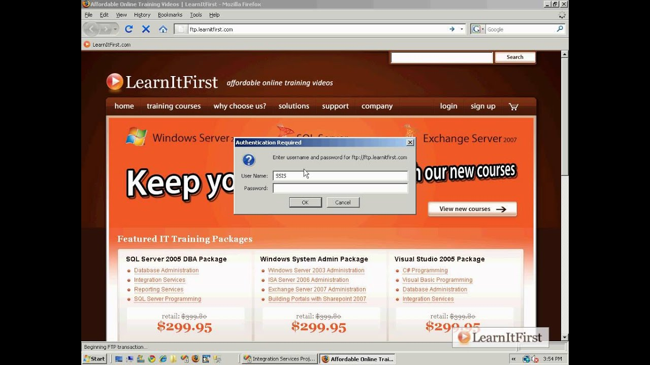 learnitfirst videos