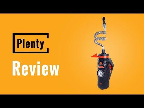 Plenty Vaporizer Review – Vapesterdam