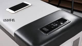 소형 자동차 냉장고15-20L/휴대용 가정용 차량용 냉…