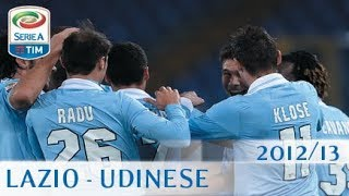 Lazio - Udinese - Serie A 2012/13 - ENG