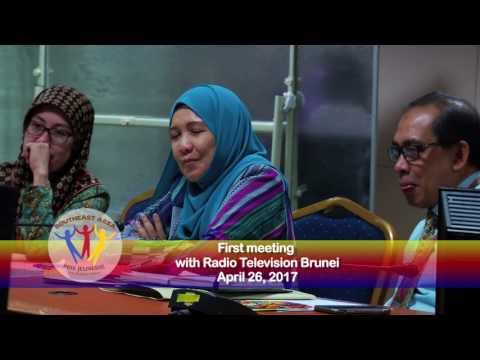 Meeting @ RTB, Brunei