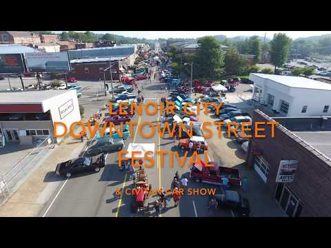 Lenoir City Downtown Street Festival & Civitan Car Show