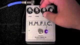 Plum Crazy FX H.M.F.I.C. Fuzz Demo