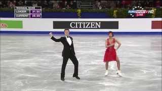 2014 European Championships - Elena ILINYKH / Nikita KATSALAPOV (SD)