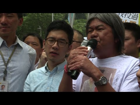 Anti-Beijing Hong Kong lawmakers disqualified from parliament