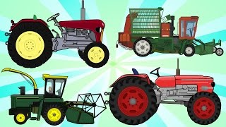 Agricultural machinery for Kids | Maszyny Rolnicze Dla Dzieci