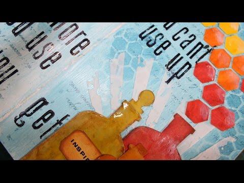 Art Journal Creativity