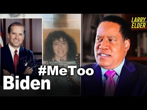 Joe Biden's Leadership Questioned As Media Ignores #MeToo Allegation | Larry Elder