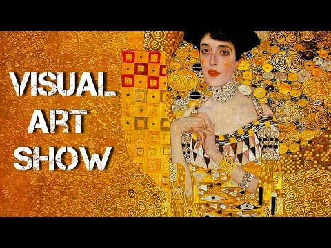 MONET2KLIMT Art in Motion, Visual Exhibition in Tallinn