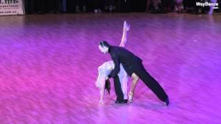 Slavik Kryklyvyy & Karina Smirnoff - Rumba - Kyiv Open 2015