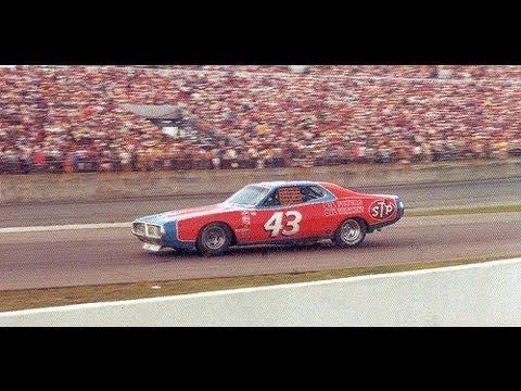 1975 NASCAR Winston Cup Champion Spark Plug 400 @ Michigan [MRN Radio Only] (Full Race)
