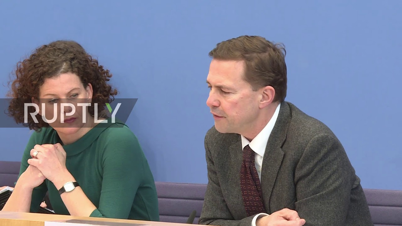 Germany: Government urges Russia-Ukraine to settle gas dispute