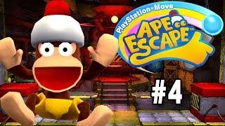 PlayStation Move Ape Escape [PT Part 4] [Monkey Road]