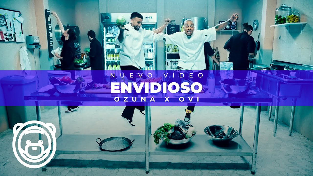 OZUNA x OVI - Envidioso - (Video Oficial)